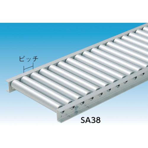 TS アルミローラコンベヤ φ38.1XW400XP75X3000L(SA38400730)
