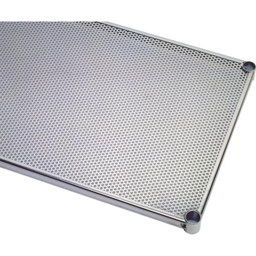 キャニオン ステンレスパンチングシェルフ用棚板(SUSP61012T)