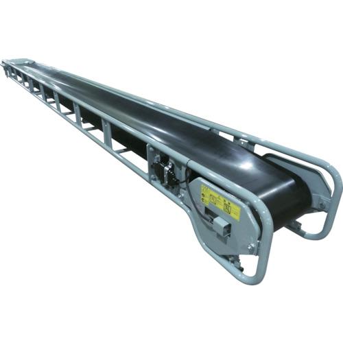 KYC バラ物用コンベヤ350幅 機長3m プレートキャリア式(KMTA353)