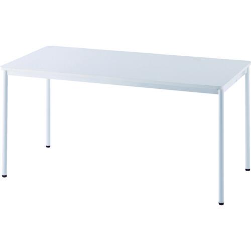 アールエフヤマカワ RFシンプルテーブル W1400×D700 ホワイト(RFSPT1470WH)