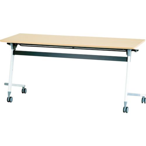 アイリスチトセ フライングテーブル 1500×600×700 シルクウッド(CFVA20SW)
