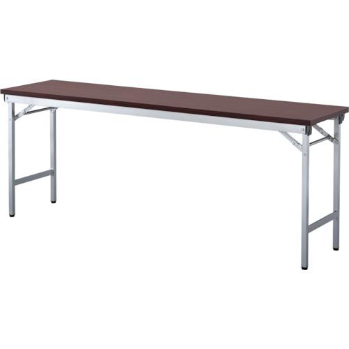アイリスチトセ 折畳みテーブルOTN 棚無し1845サイズ ローズ(OTN1845RO)
