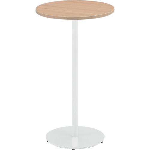 イトーキ ハイテーブル(円型)600X1000(TRA060HCW998)