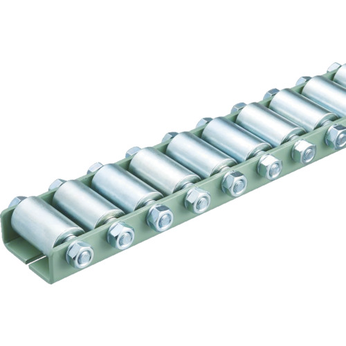 タイヨー φ30×W50重荷重用切削ホイールコンベヤ(TW3050KLP502000L)