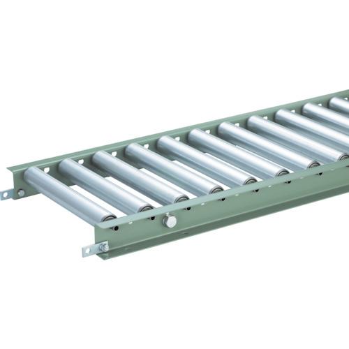 TRUSCO スチールローラーコンベヤ Φ38 W400XP75XL1500(VR3812400751500)