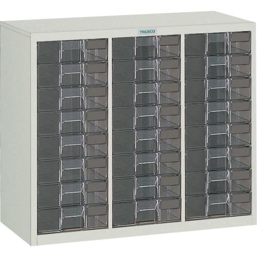 TRUSCO カタログケース 深型3列8段 885X400XH700(LB3C8)