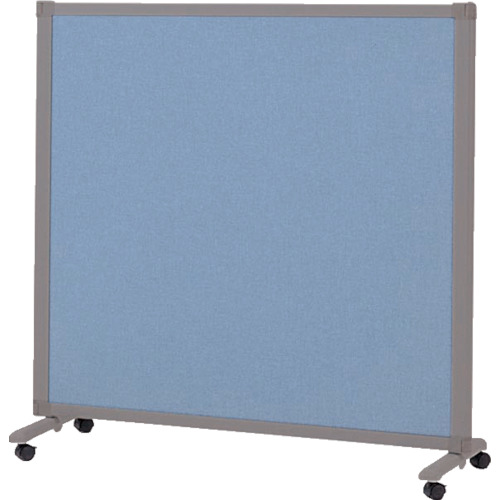 ノーリツ フレシキブルパネルスクリーン 全面布張りタイプ ライトブルー(TPF1212LB)