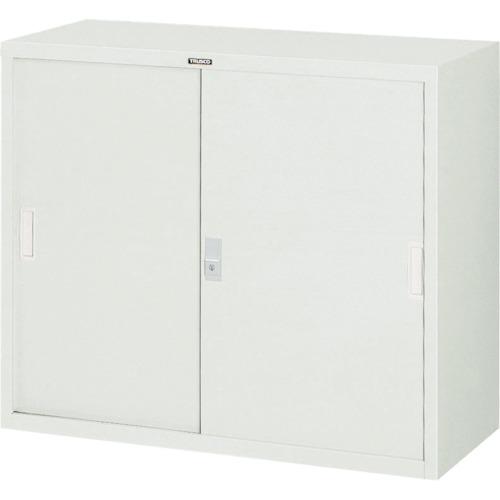 TRUSCO スタンダード書庫(A4判D400) 引違 W880XH750(FS40G7)