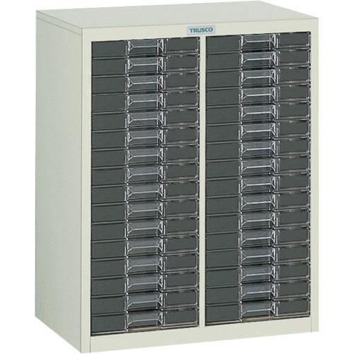 TRUSCO カタログケース 浅型2列16段 560X360XH700(LA2C16)