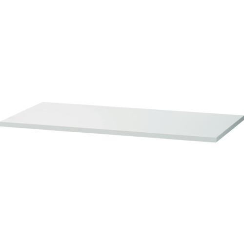TRUSCO U型壁面書庫 天板 W900 ネオグレー W色(WUWG33W)