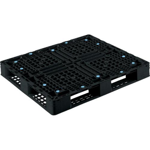サンコー パレット D4-097113 黒(SKD4097113BK)*代引き不可、個人宅配送不可