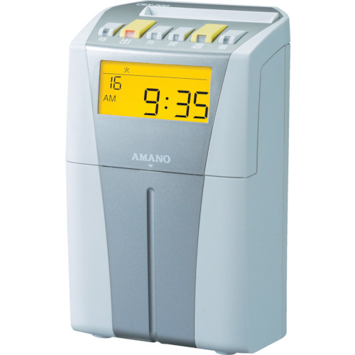 アマノ 勤怠管理ソフト付タイムレコーダー(TIMEPACK3100)