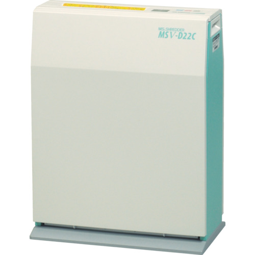 MS シュレッダー MSV-D22C(MSVD22C)