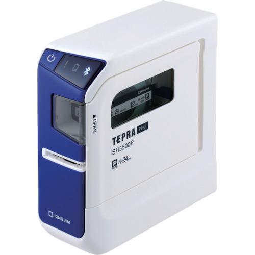 キングジム テプラ SR5500P(SR5500P)