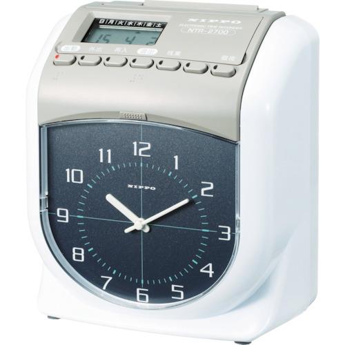 ニッポー タイムレコーダー NTR-2700(NTR2700)