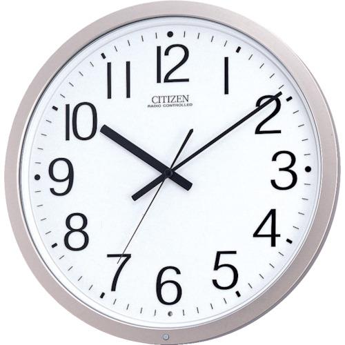 シチズン パルウェーブM603B(電波掛時計)プラスチック枠(4MY603B19)