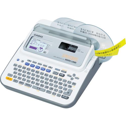 カシオ ネームランドディスクタイトラー(KLD350)
