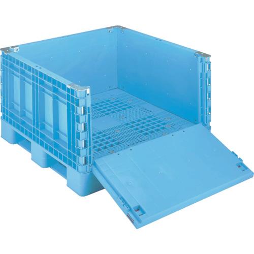 リス パレットボックスBJB-S・1111X65一面扉11 ブルー(BJBS1111X65S11)