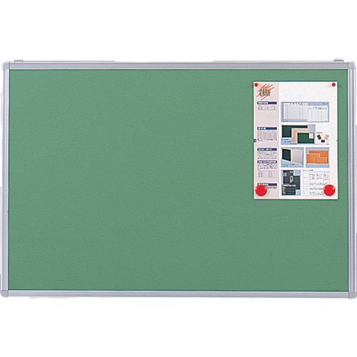 TRUSCO エコロジークロス掲示板 600X900 グリーン(KE23SGM)