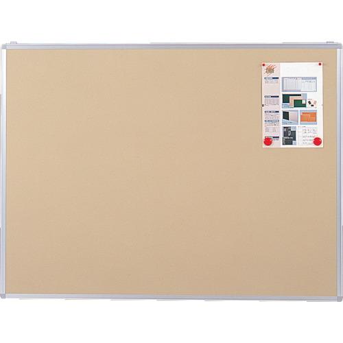 TRUSCO エコロジークロス掲示板 900X1800 ベージュ(KE36SBM)