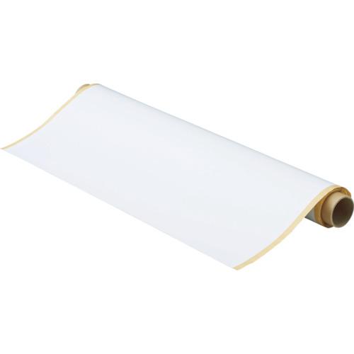 TRUSCO ホワイトボードペーパー 糊付 t0.2mmX巾920mmX10m(TCSN92010)