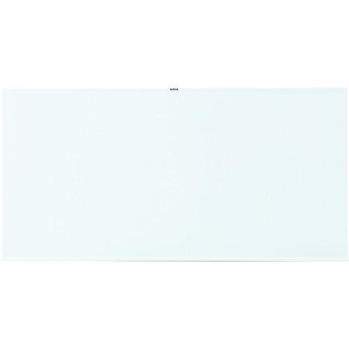TRUSCO スチール製ホワイトボード 白暗線 白 900X1800 白(WGH102SA)