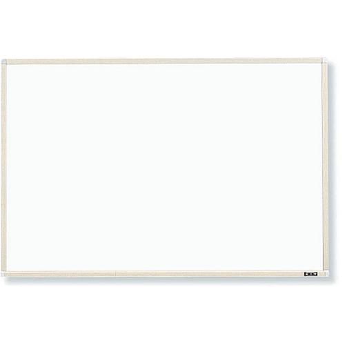 TRUSCO スチール製ホワイトボード 白暗線 白 900X1200 白(WGH112SA)