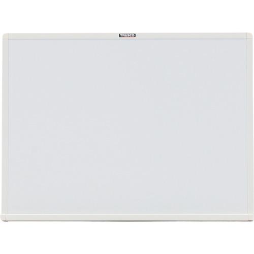 TRUSCO スチール製ホワイトボード 白 450X600 白(WGH132S)