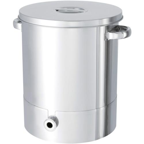 日東 ステンレスタンク片テーパー型汎用容器 150L(KTTST565)