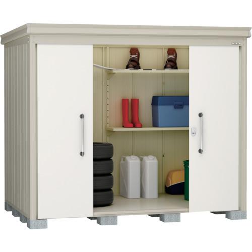 ダイケン 物置ガーデンハウス DM-Z2517棚板付一般型 マカダムグリーン(DMZ2517MG)