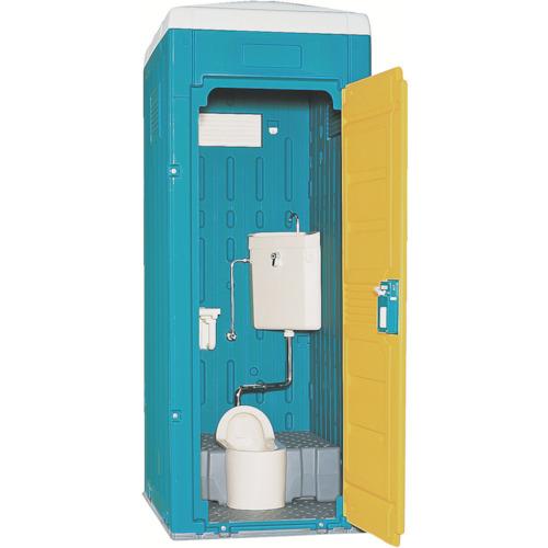 日野 水洗式トイレ和式 イエロー(GXASY)
