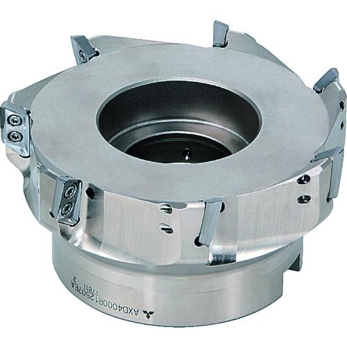 三菱 刃先交換式カッタ AXDシリーズ アルミニウム合金加工用カッタ ボディ(AXD4000125B07RA)