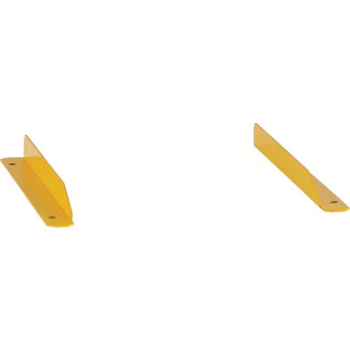 TRUSCO VES型キャビネット用転倒防止金具 左右1セット(VESTKSET)