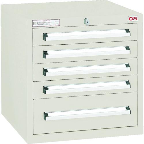 OS ミゼットキャビネット(ライトグレー)(M6G)