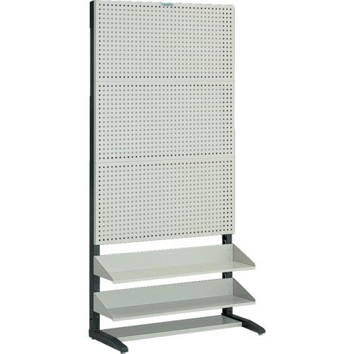 TRUSCO UPR型パンチングラック 棚板2段付(UPR3002)