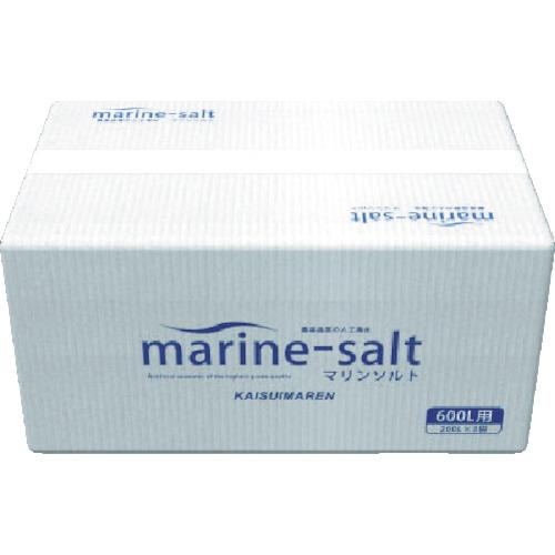 カイスイマレン 人工海水 マリンソルト 600L用 MS600(MS600)