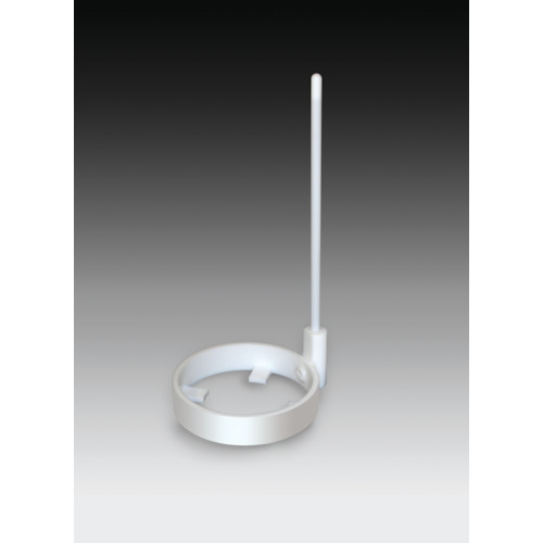 フロンケミカル フッ素樹脂(PTFE)ウェハーディッパー柄付 120φ(NR1674003)