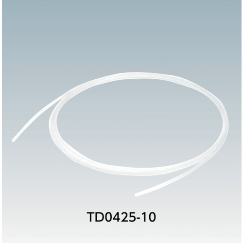 SMC 軟質フッ素樹脂チューブ 8×6mm 10m(TD080610)