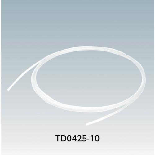 SMC 軟質フッ素樹脂チューブ 10×7.5mm 10m(TD107510)