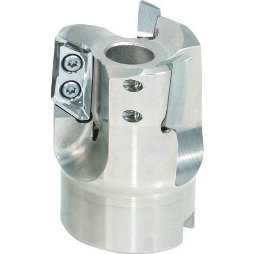 三菱 刃先交換式カッタ AXDシリーズ アルミニウム合金加工用カッタ ボディ(AXD4000100A06RB)