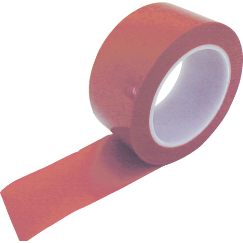AS アズピュアラインテープ赤50mm×33m(1476361)