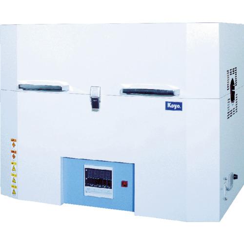 光洋 小型チューブ炉 1100℃シリーズ 1ゾーン制御タイプ 温度調節計仕様(KTF040N1)