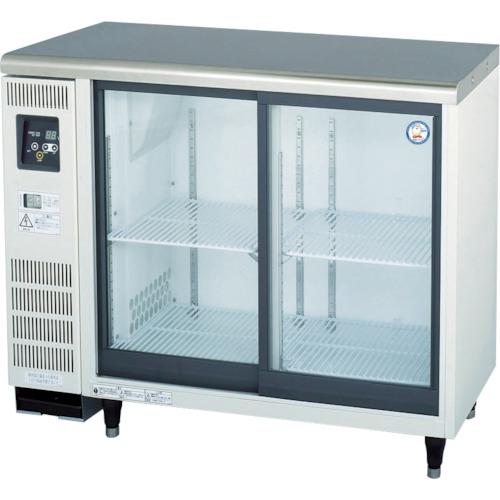 福島工業 スライド扉小型冷蔵ショーケース 139L(TGU30RE)