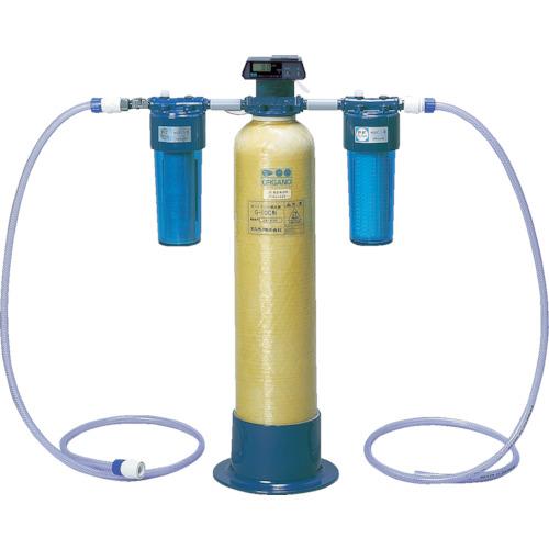 ORGANO カートリッジ純水器標準セット(電気伝導率計・前後フィルター付)(G5DSTSET)