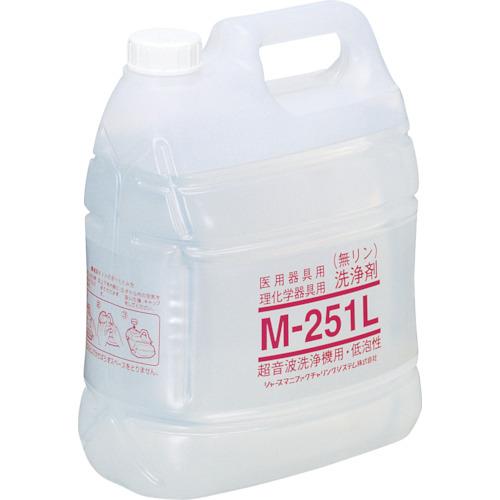 シャープ 超音波洗浄起用アルカリ性洗浄剤(M251L)