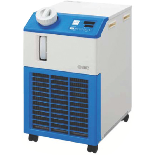 SMC 循環液温調装置 サーモチラーコンパクトタイプ (水冷式・AC100V)(HRS018W10)
