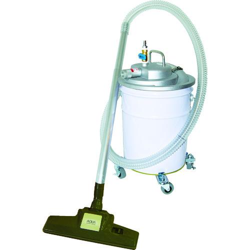 アクアシステム エア式掃除機セット 乾湿両用クリーナー(オプション付)(APPQO550SET)