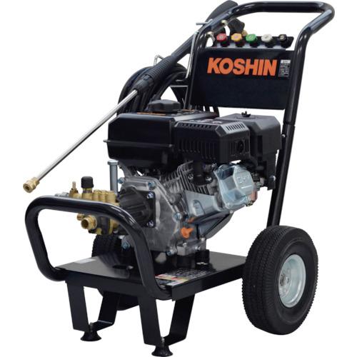 工進 エンジン式高圧洗浄機(JCE1408UDX)
