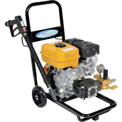 スーパー工業 エンジン式高圧洗浄機SEC-1012-2(コンパクト&カート型)(SEC10122)