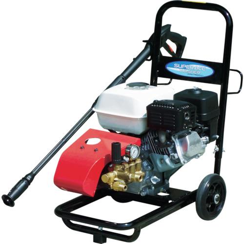 スーパー工業 エンジン式高圧洗浄機SEC-1013-2(コンパクト&カート型)(SEC10132)